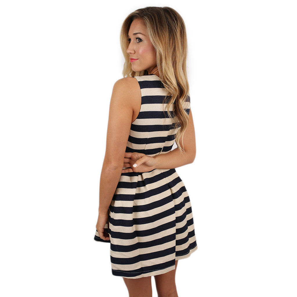 Cute in Stripes Dress