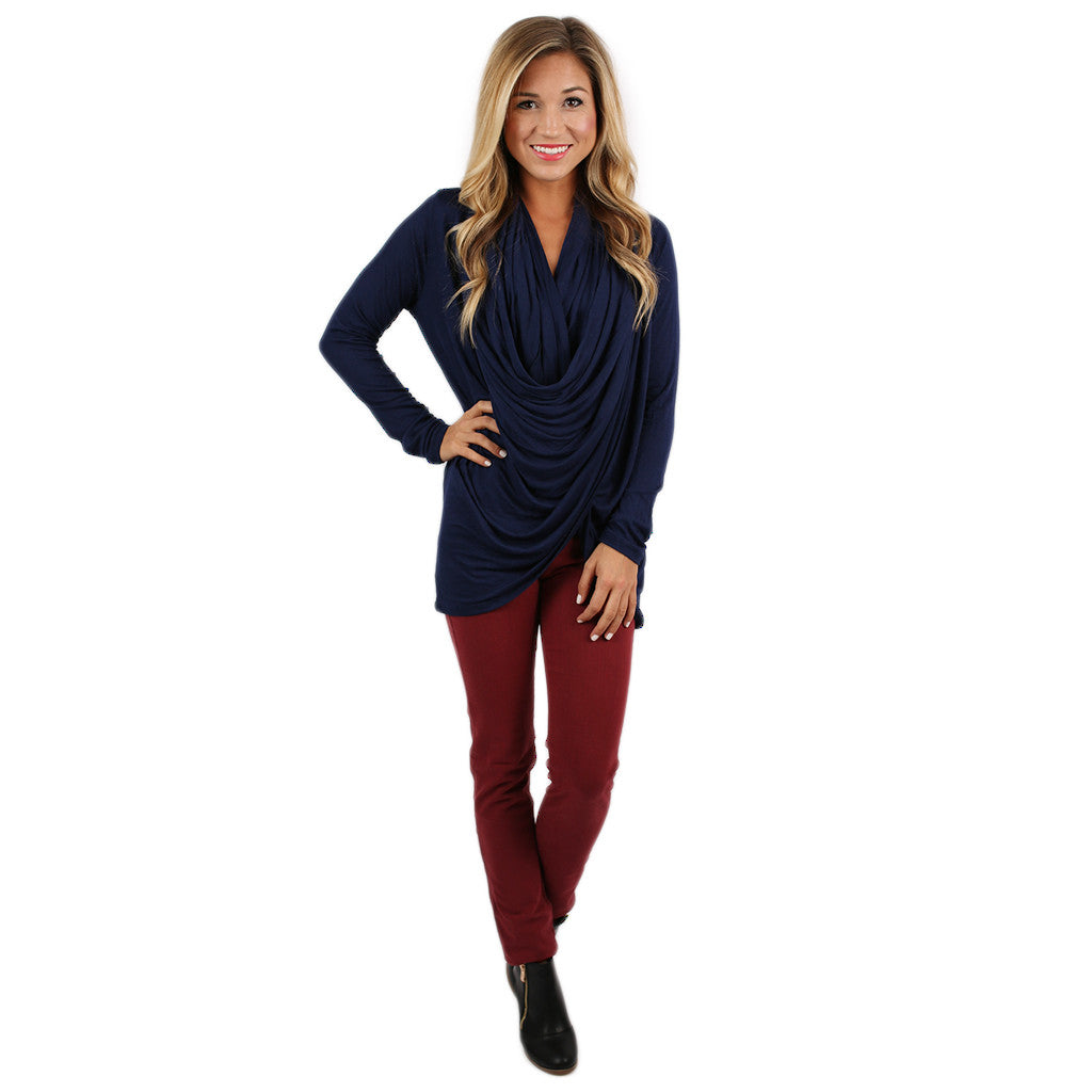 Southern Fall Navy