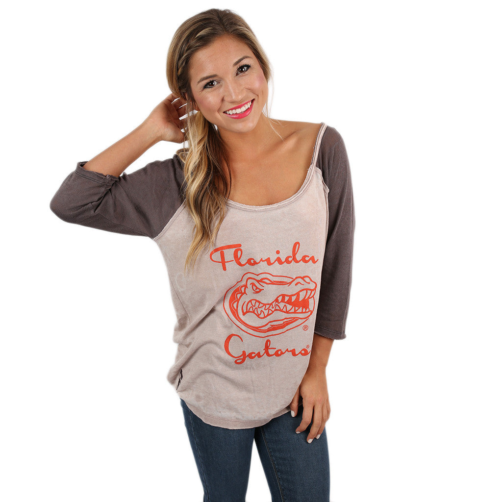 Raglan Jersey University of Florida