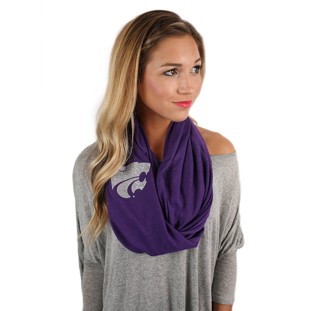 Infinity Scarf K-State