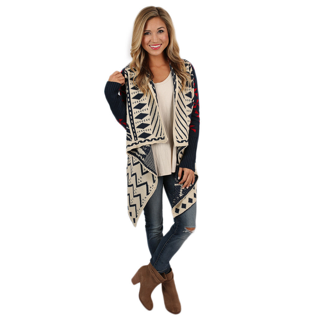 Chill In The Air Cardi