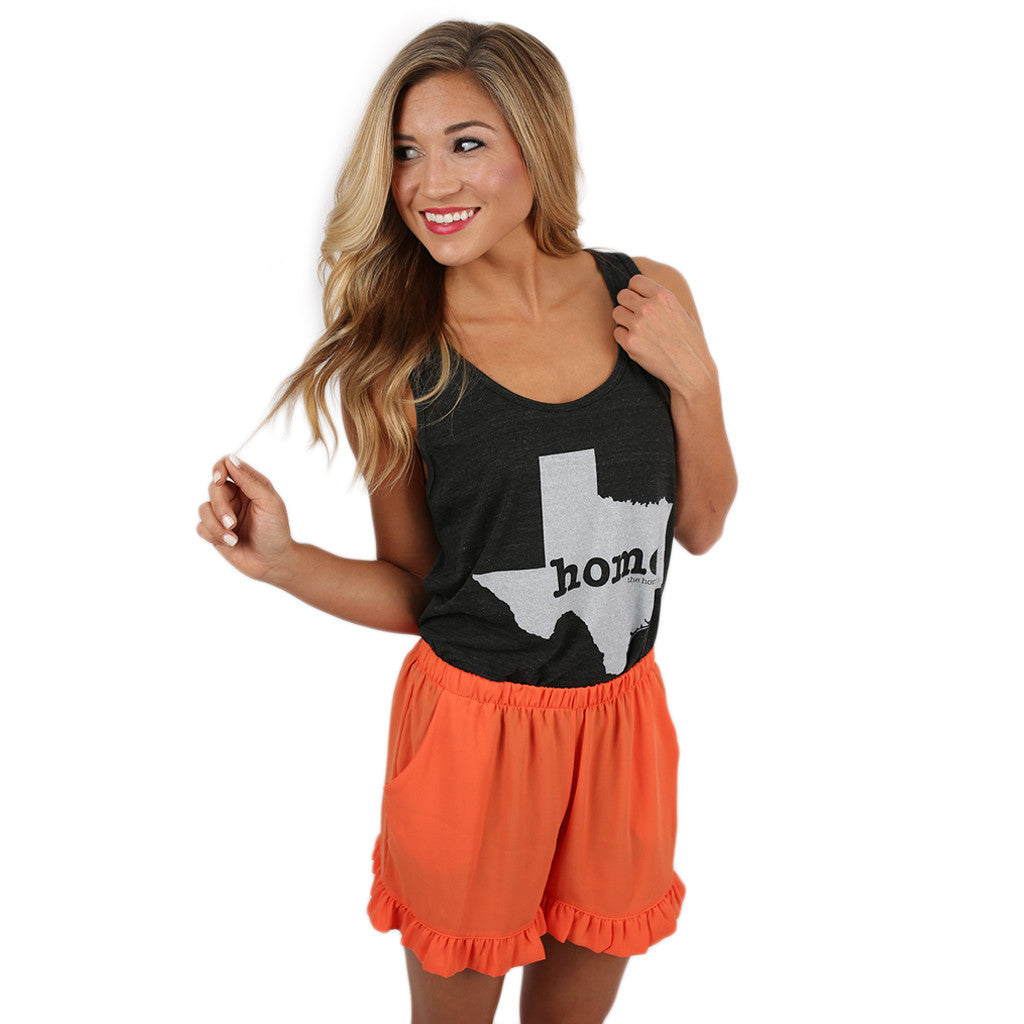 Texas Home Tank Top