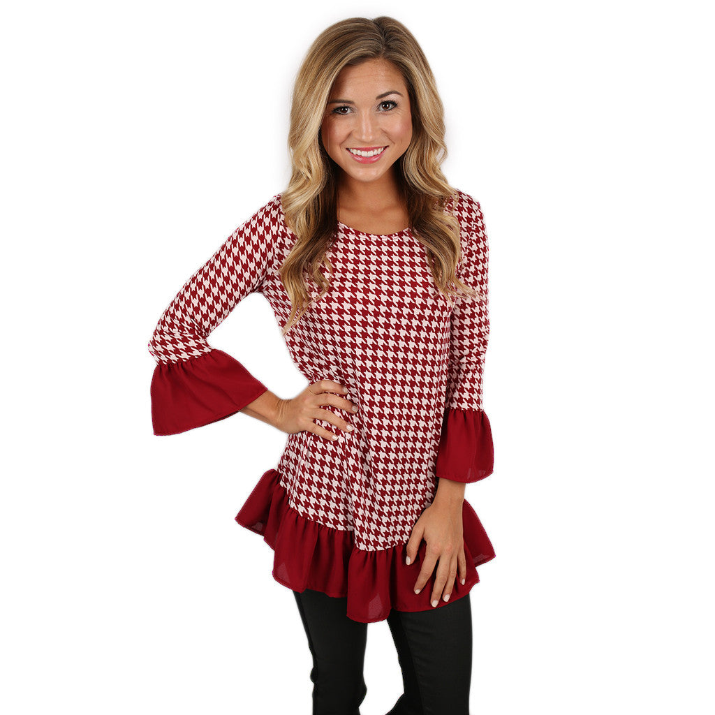 Alabama Date Night Tunic