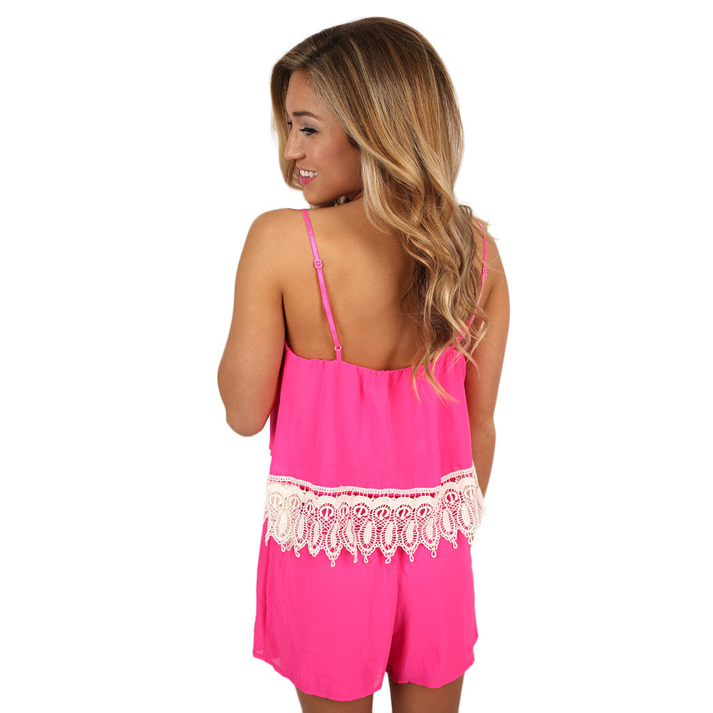 Boardwalk Babe Romper