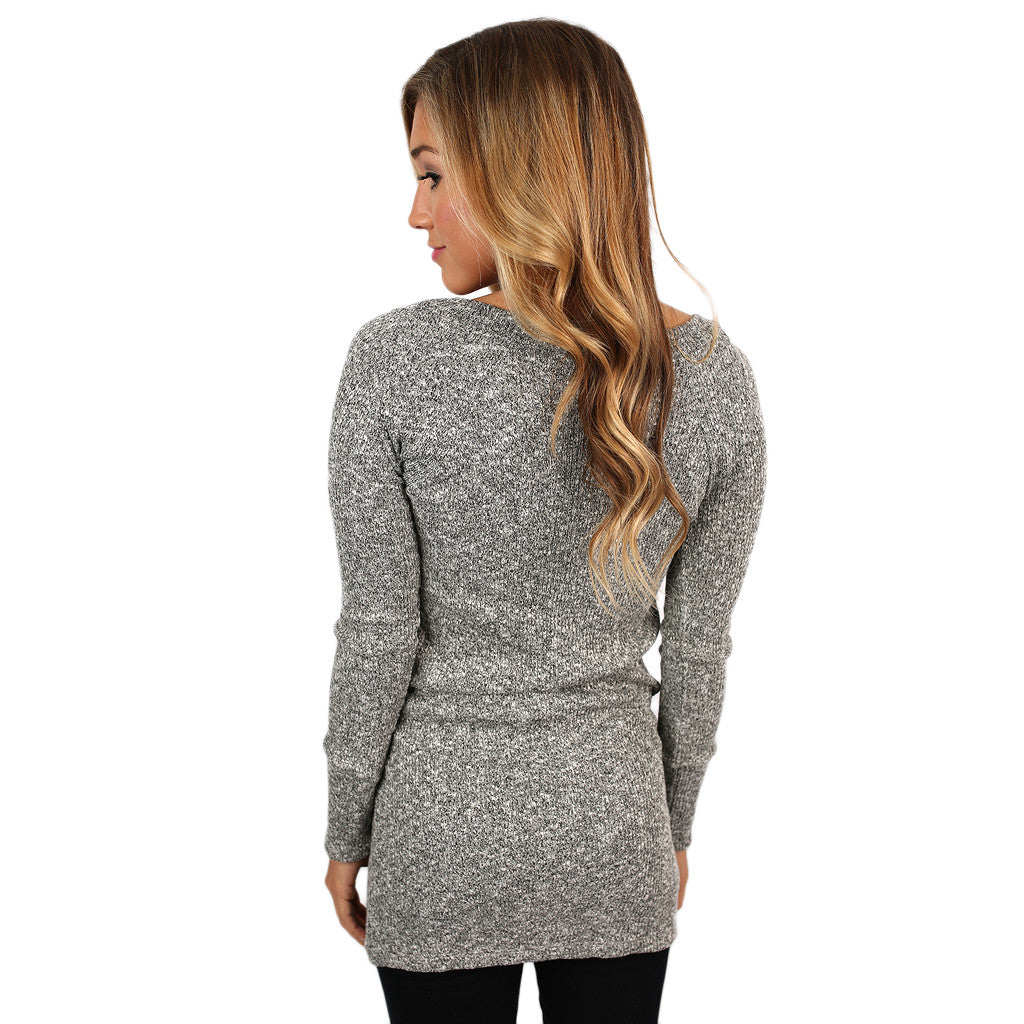 Fall into Winter Tunic
