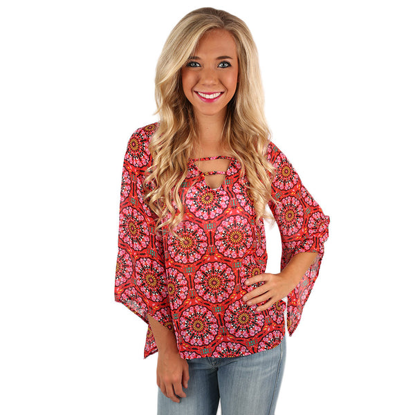 Southern Lady Top - Impressions Online Women's Clothing ...