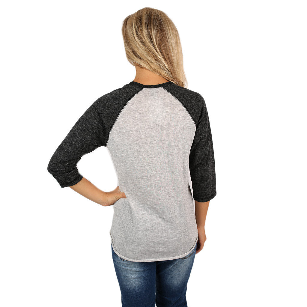 ECO Henley in Heather Grey