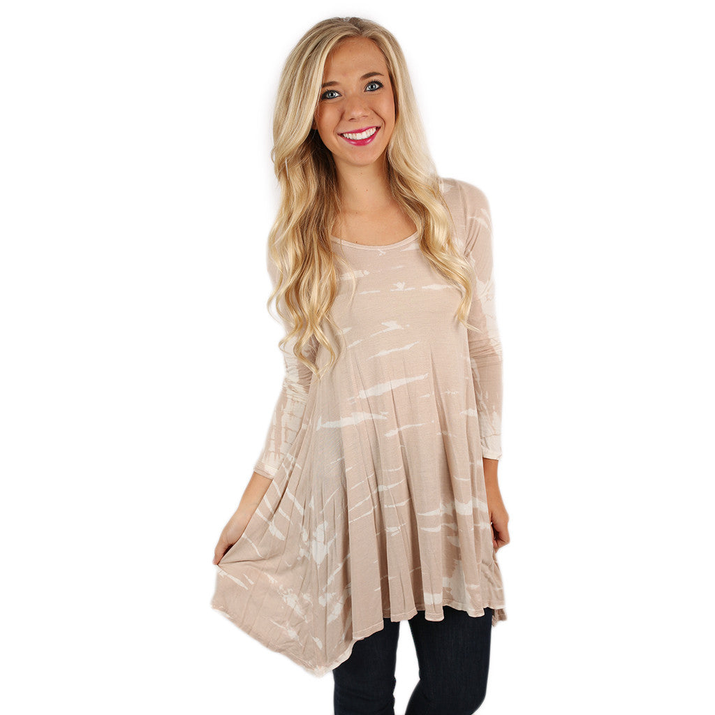 Live in the Moment Tunic