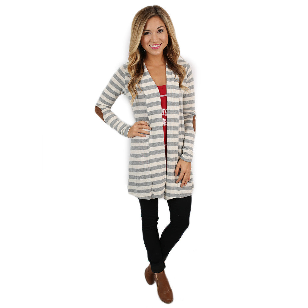 Soho Style Watch Cardi Heather Grey