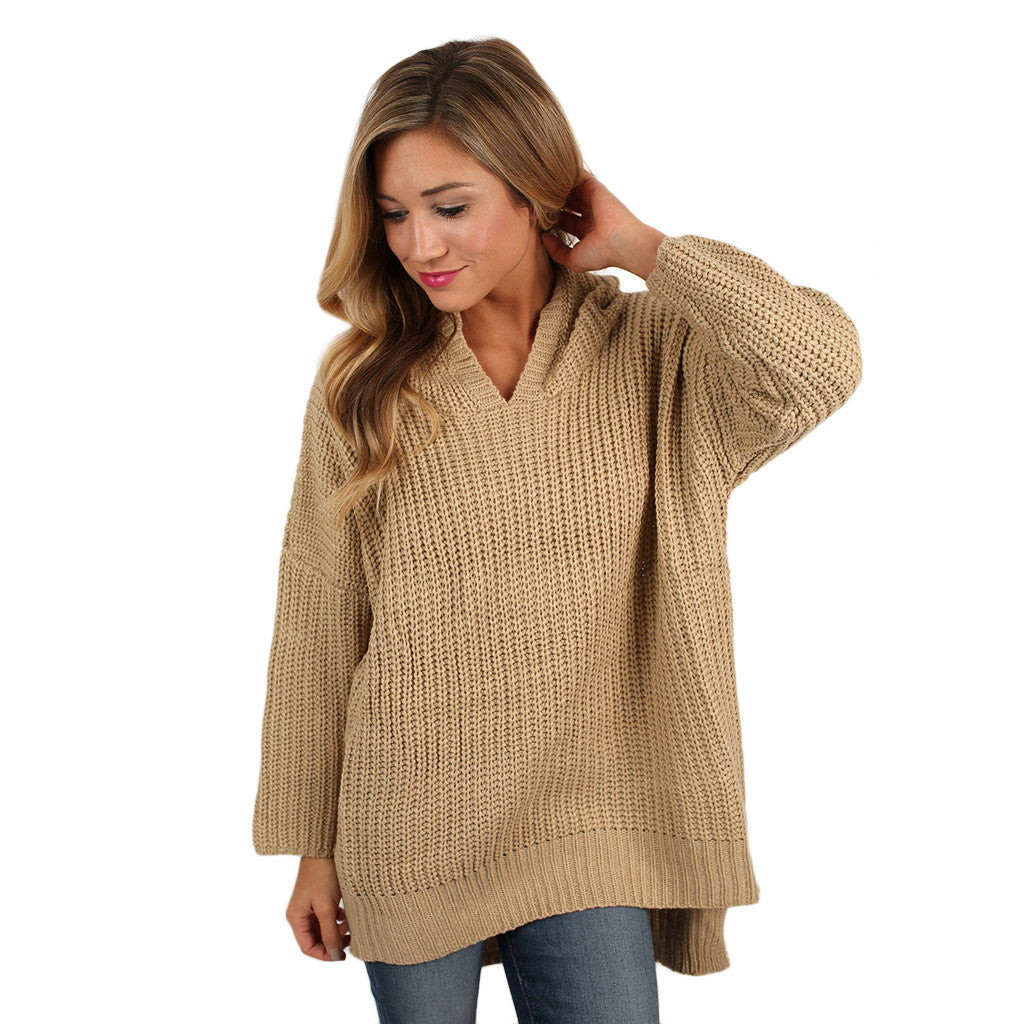 Just My Style Tunic Sweater