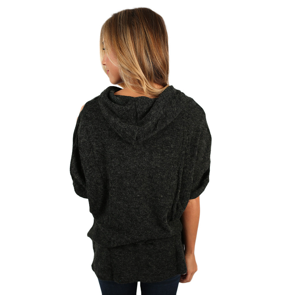 I'll Be By The Fire Tunic Sweater