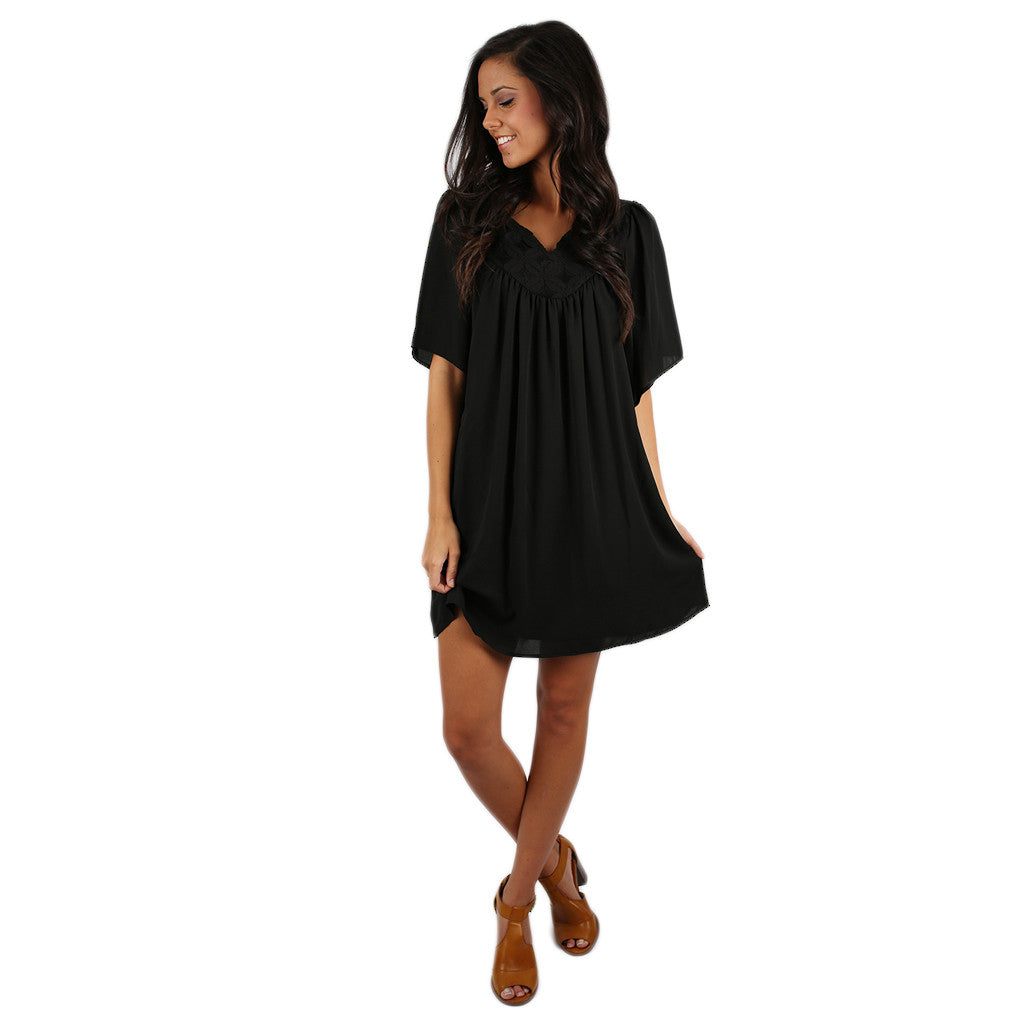 Fashion Forward & Fabulous Dress Black
