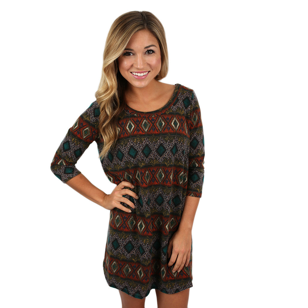 Dancing in Denver Tunic