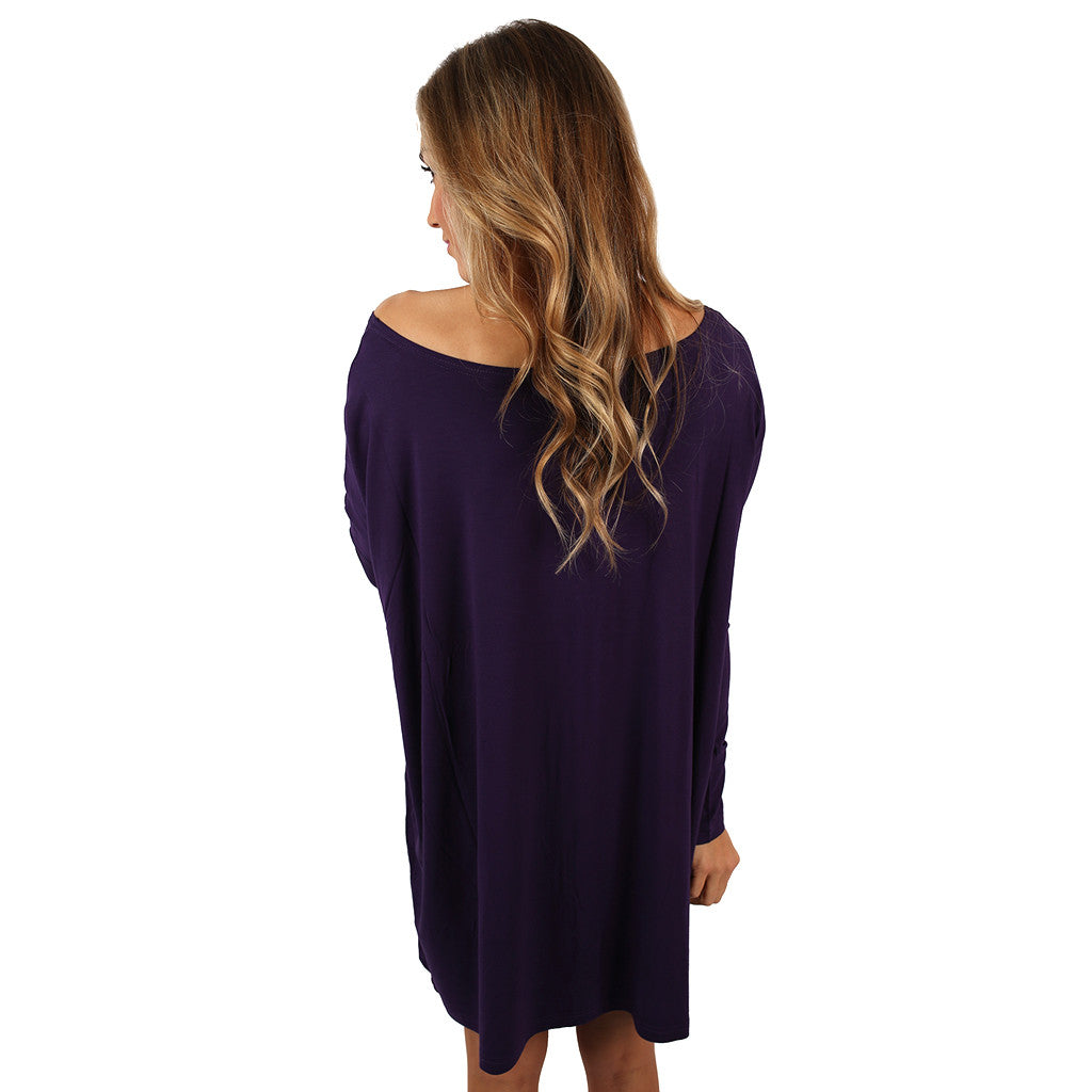 PIKO Tunic Dark Purple