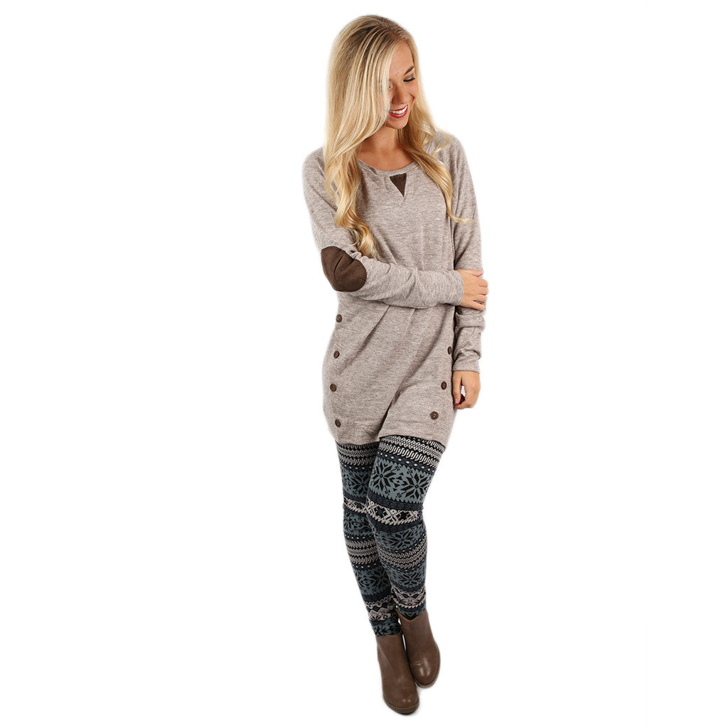 Always A Silver Lining Tunic