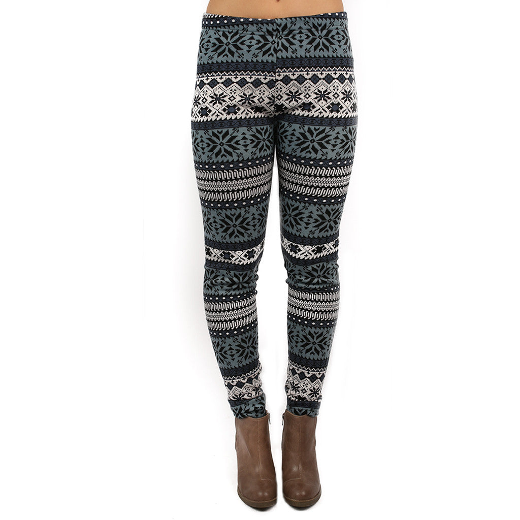 Cozy For Days Fleece Lined Leggings