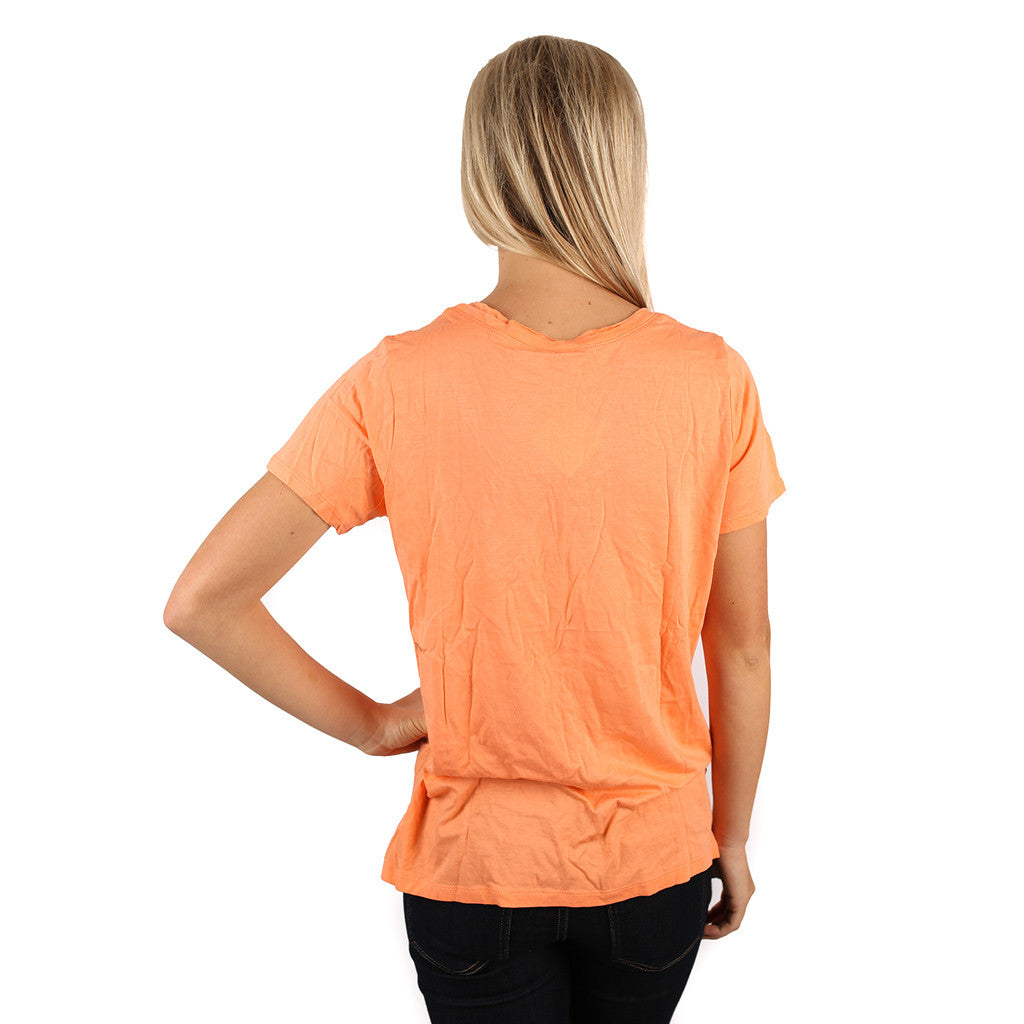 Must Have Tee Apricot