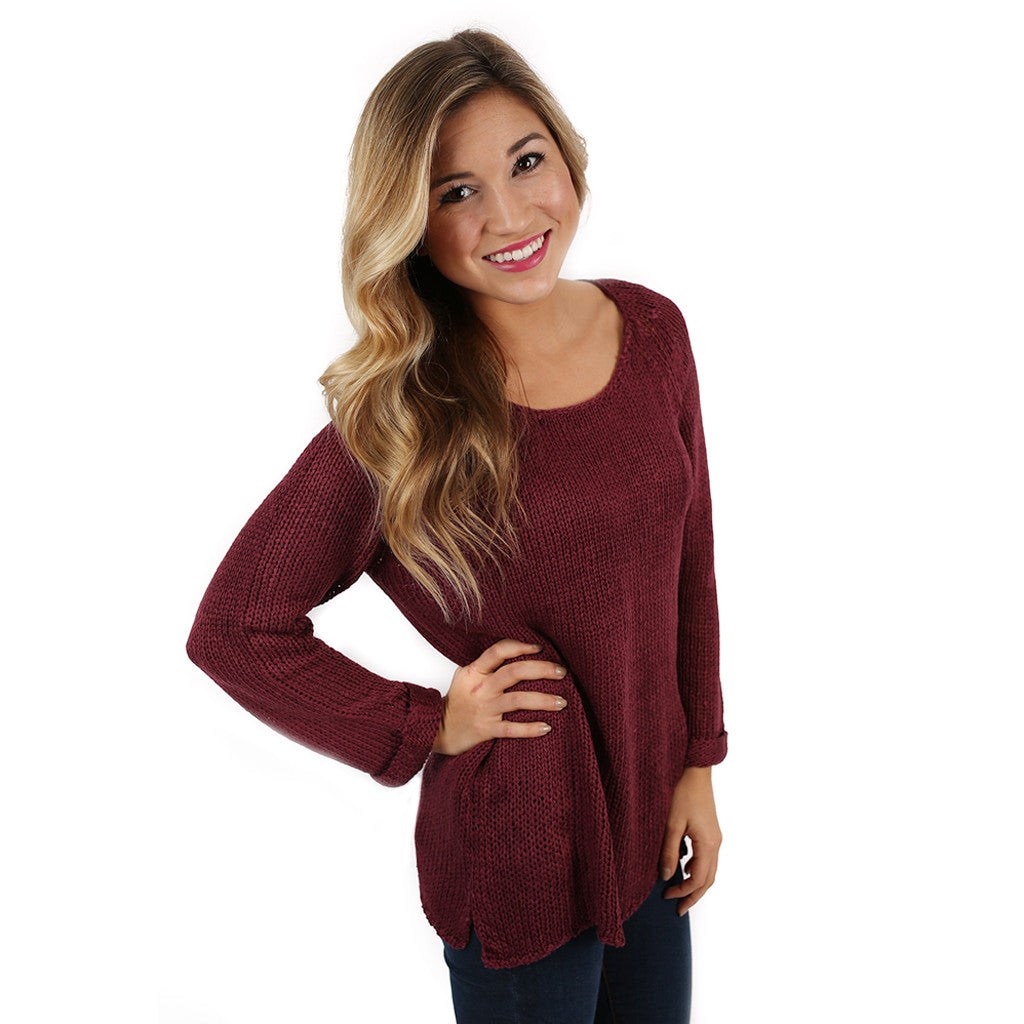 Cozy in the City Sweater