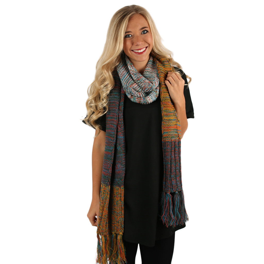 The Bombshell Scarf