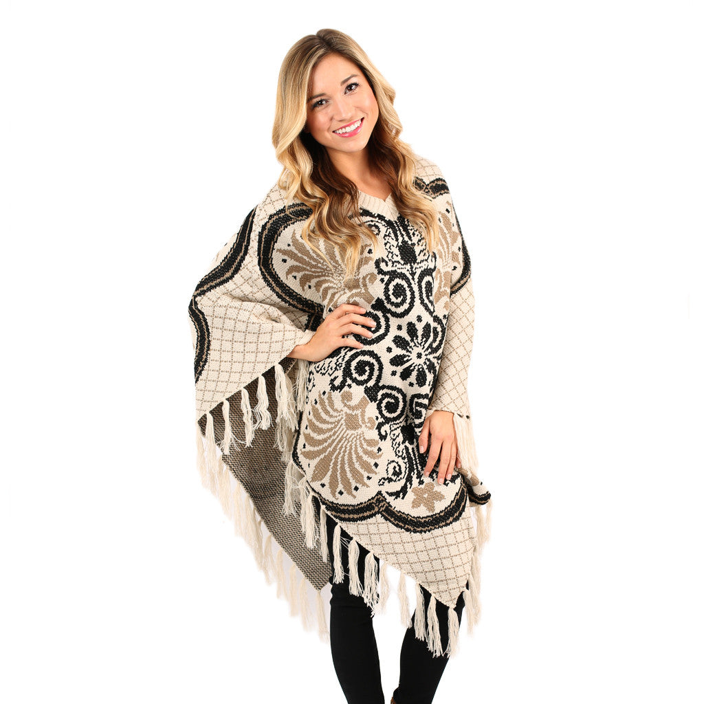 Time Of My Life Poncho