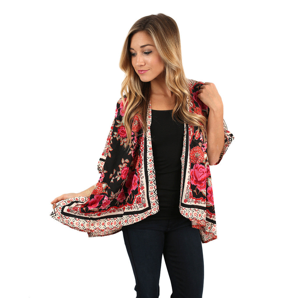 Flirty Friday Cardi