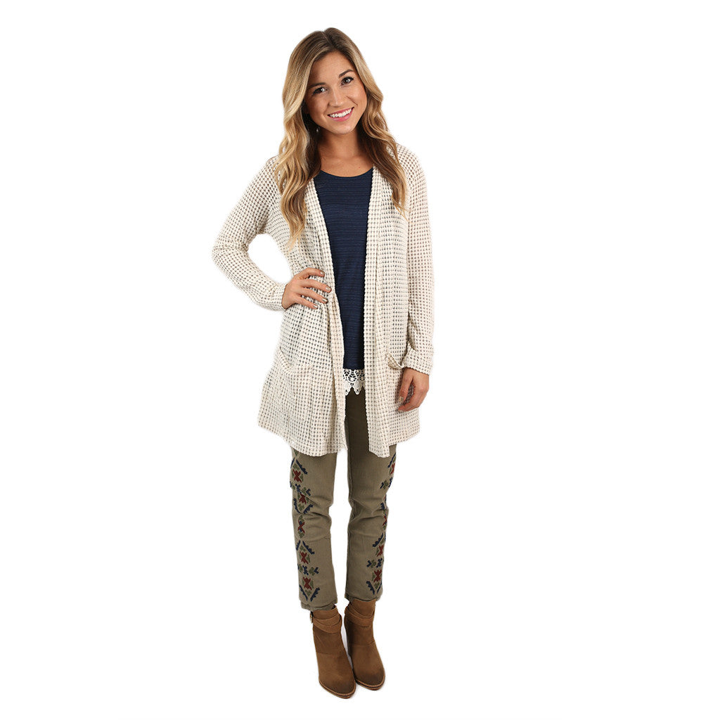 A Sure Thing Cardi Ivory