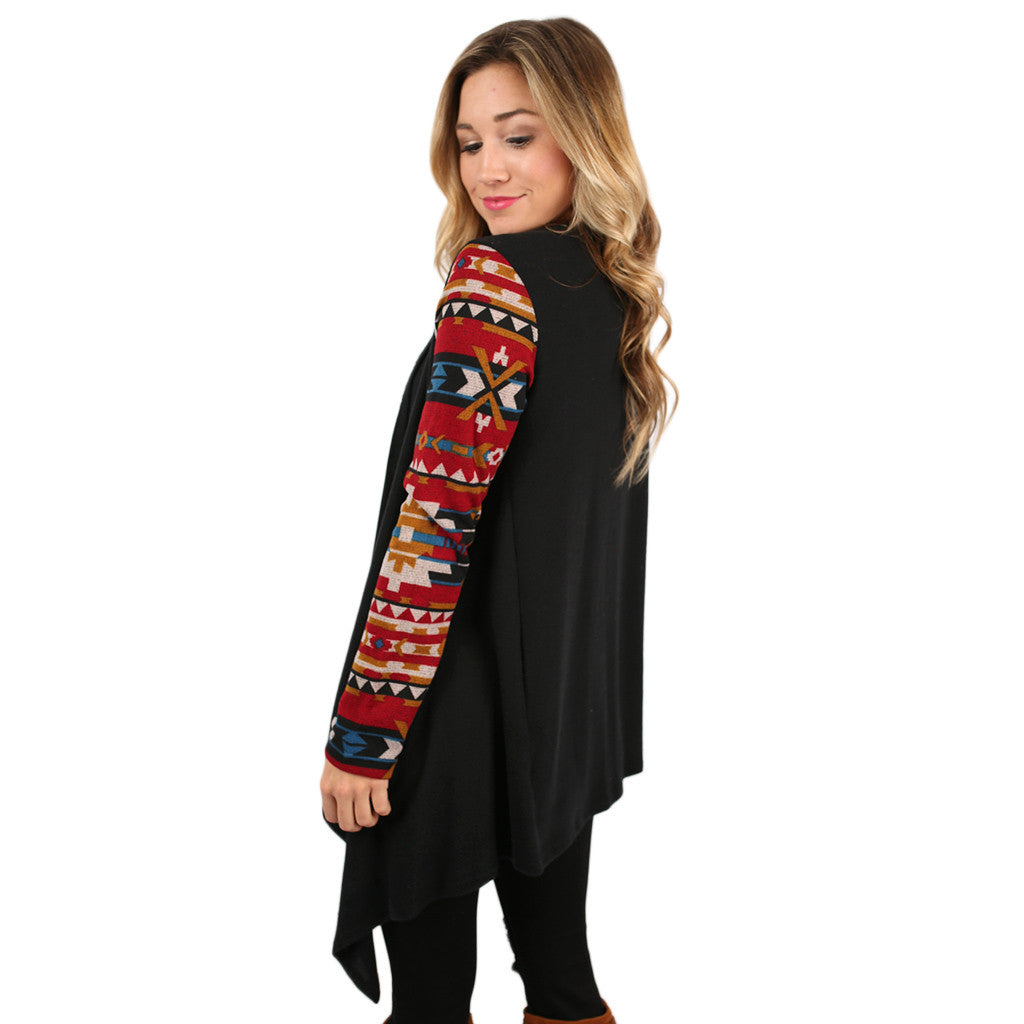 Aztec In Time Cardigan