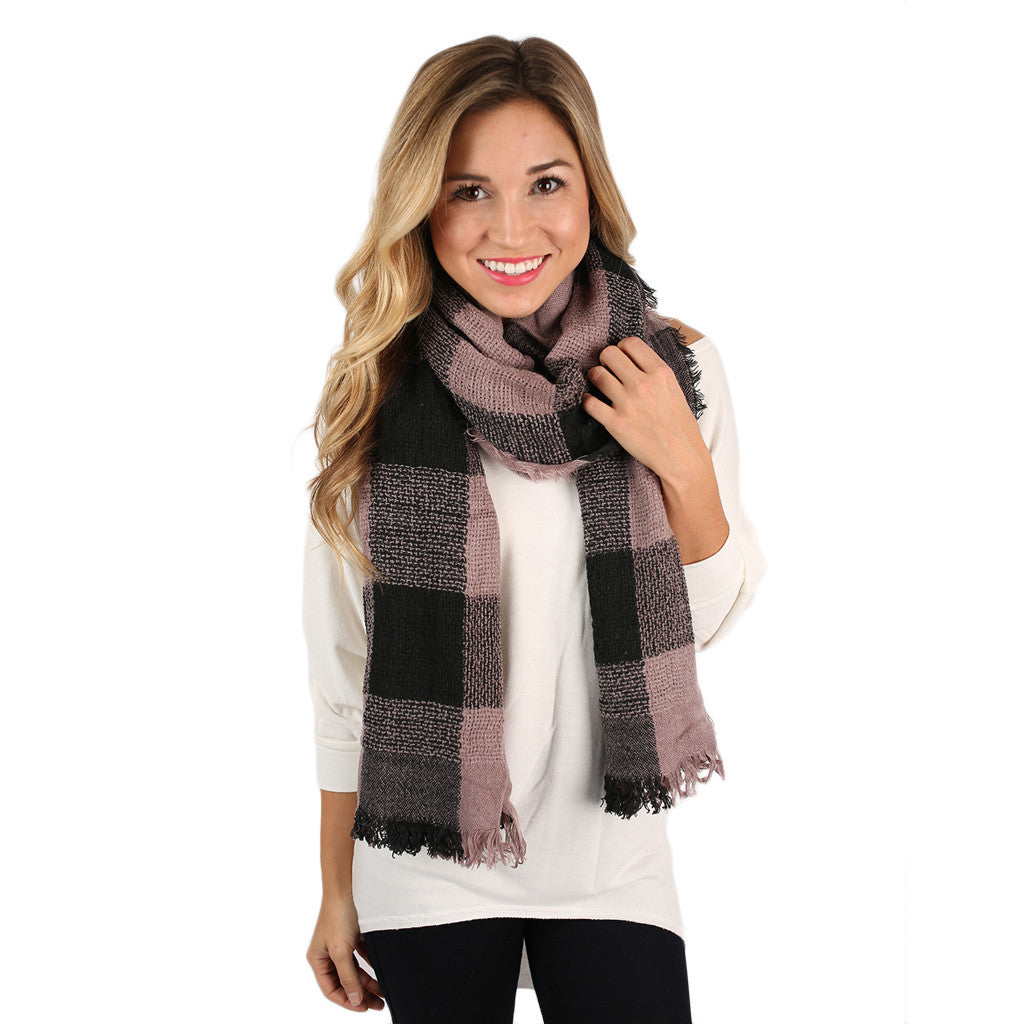 Pristine Perfection Blanket Scarf