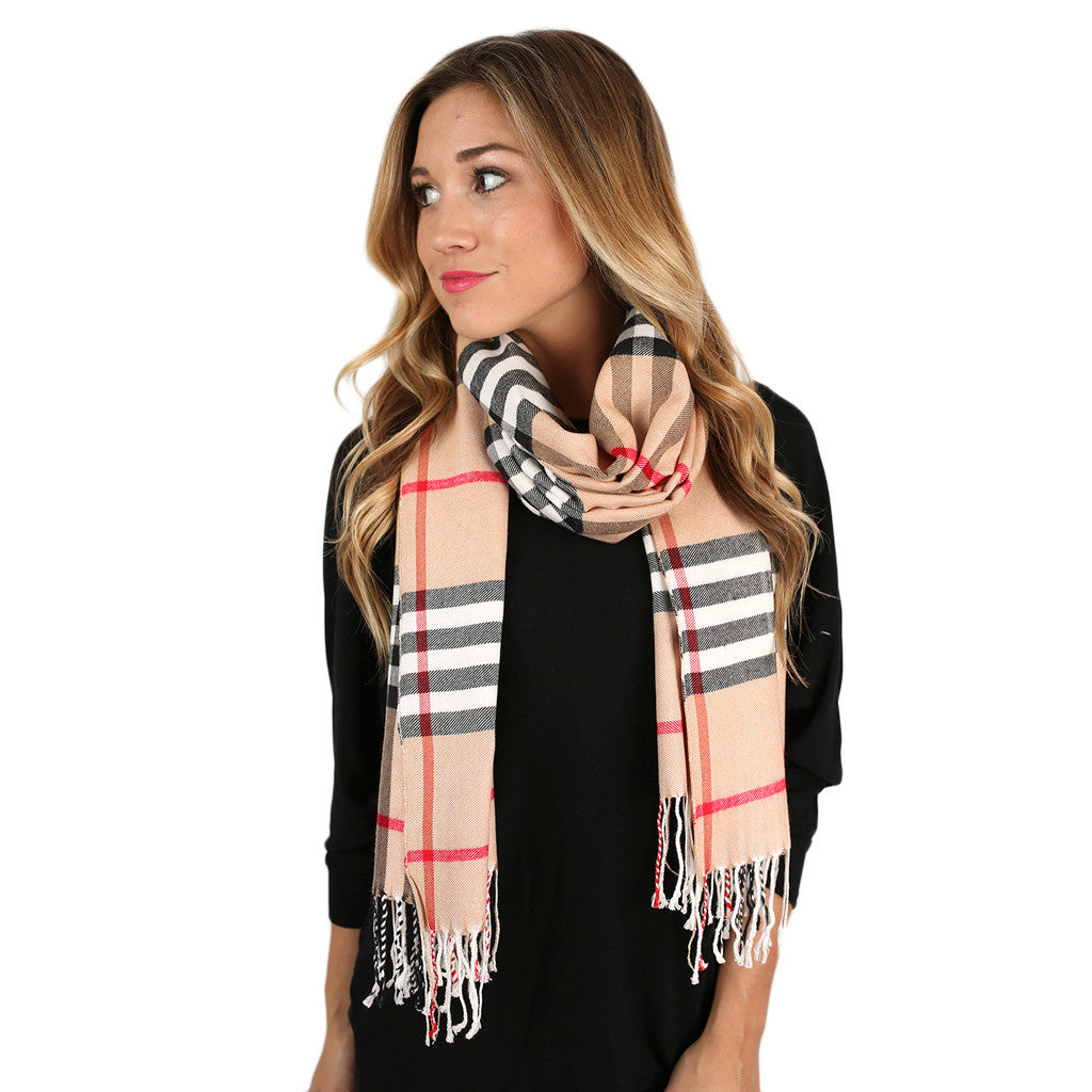 Seriously Smitten Scarf