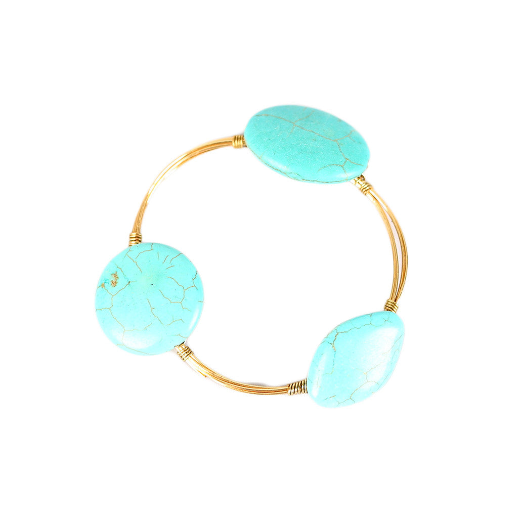 Gorgeous Gem Bangle