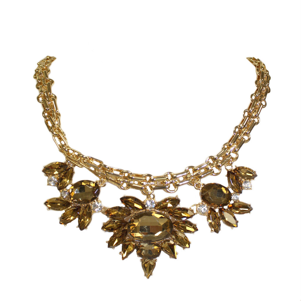 Feeling Iconic Necklace Topaz