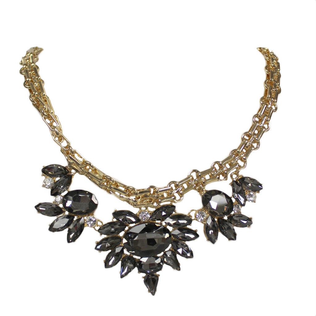 Feeling Iconic Necklace Black Diamond