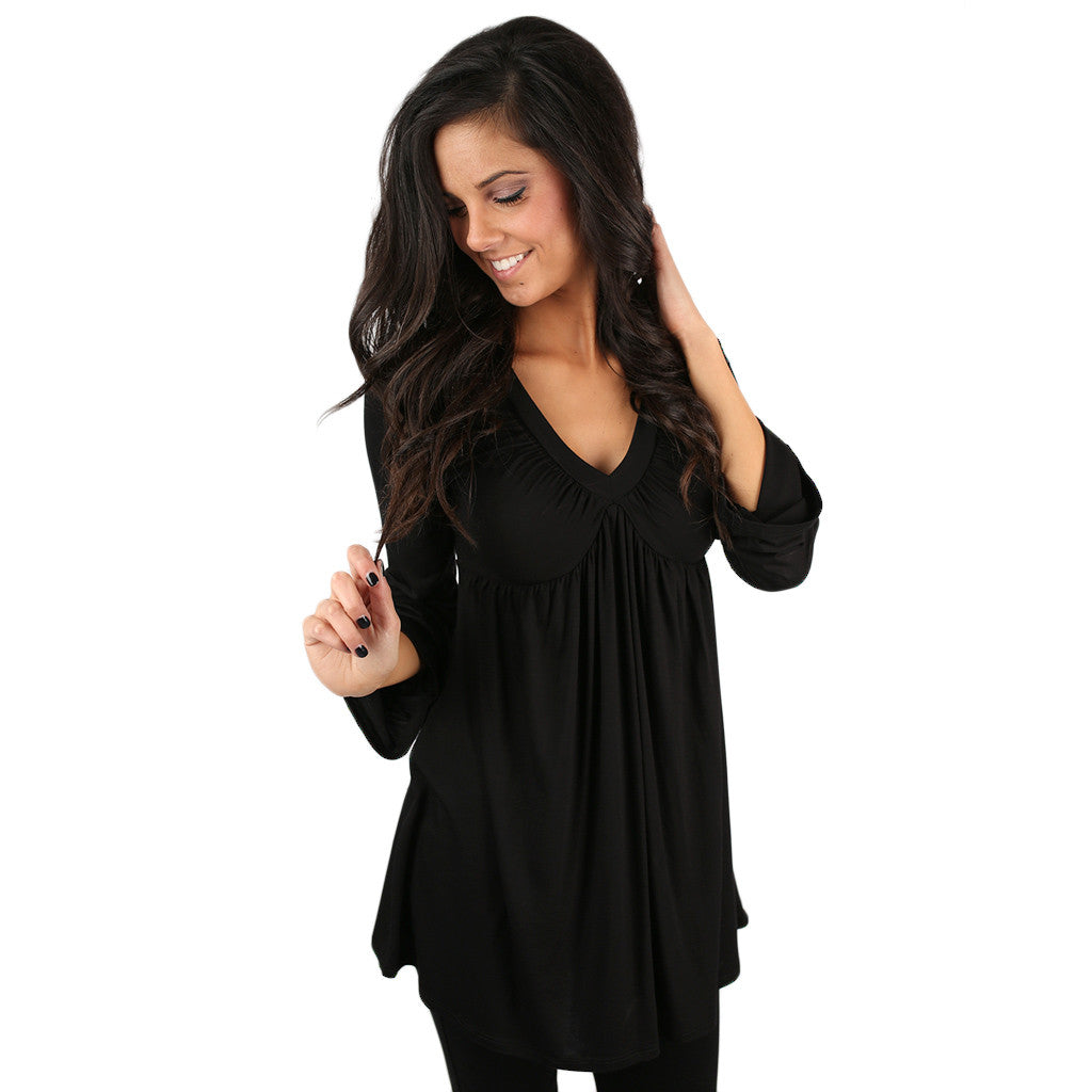 Daytime To Date Night Tunic