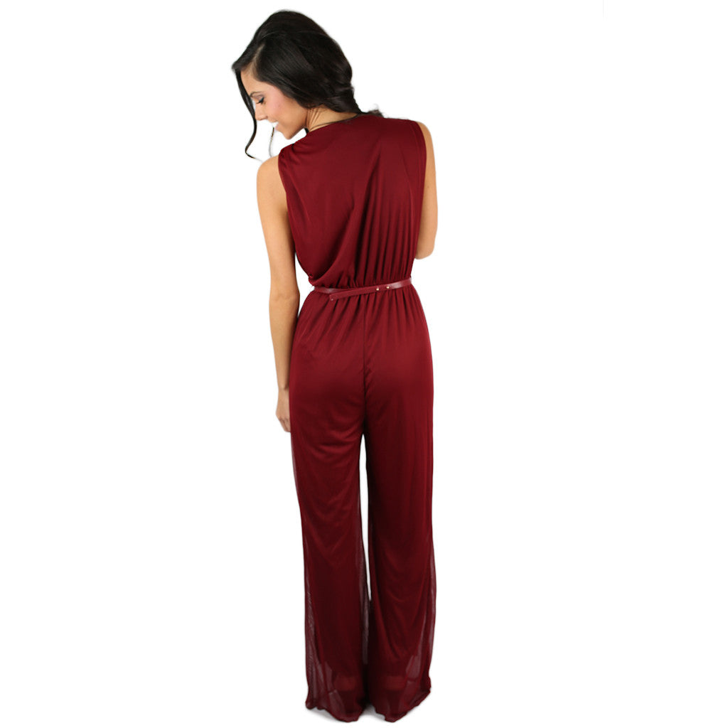 Rocking the Night Away Jumpsuit