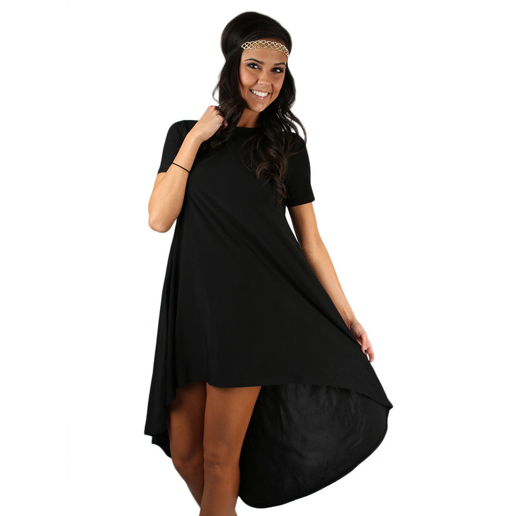 Prettier Everyday Dress Black