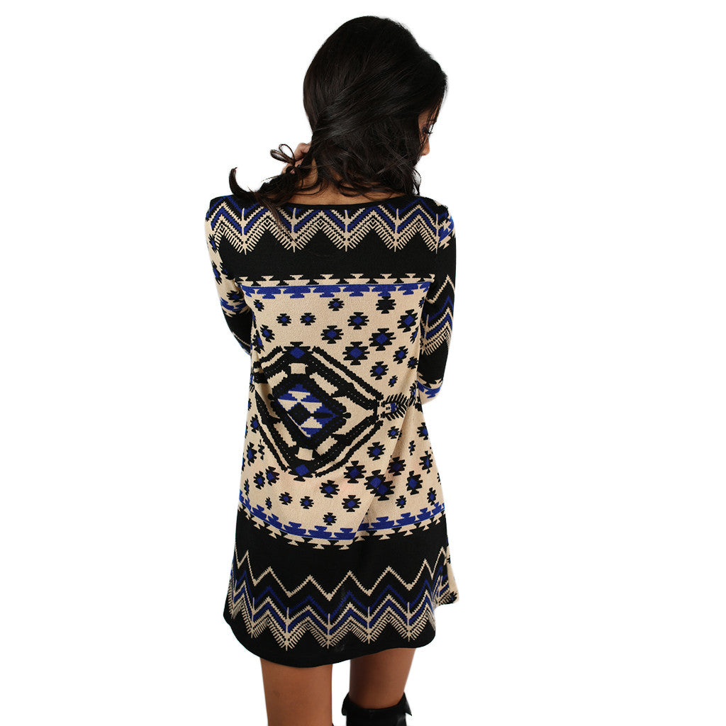 Smitten Over You Tunic Dress