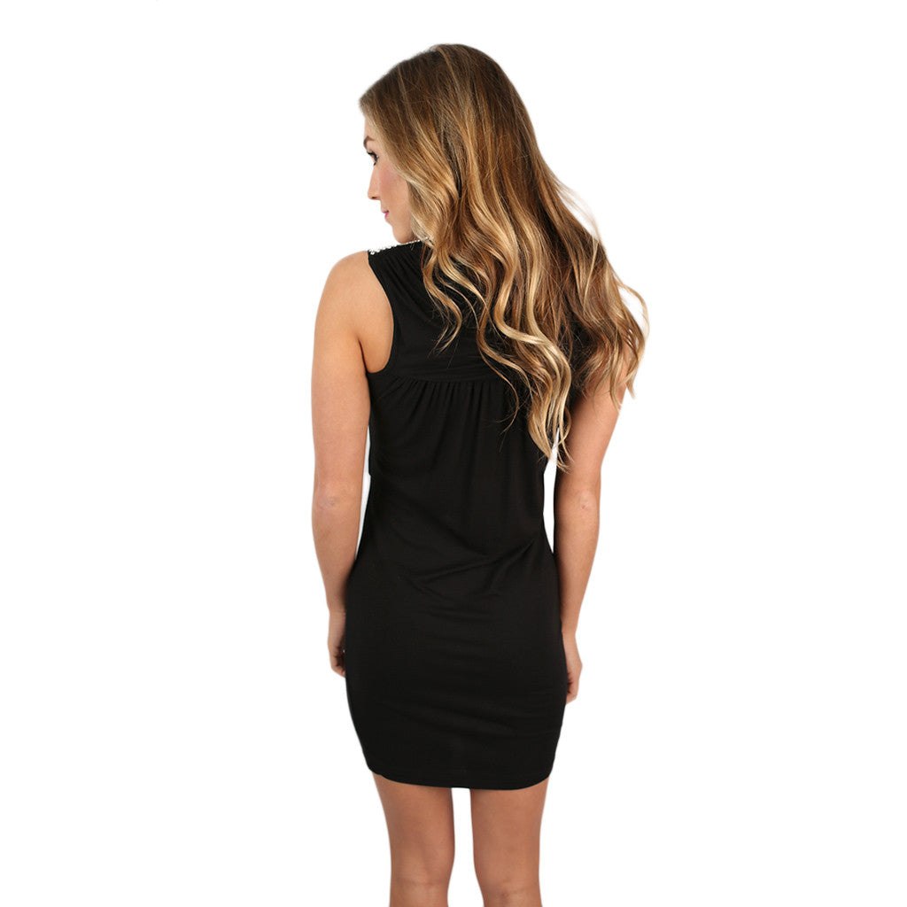 Apple Of My Eye Dress in Black