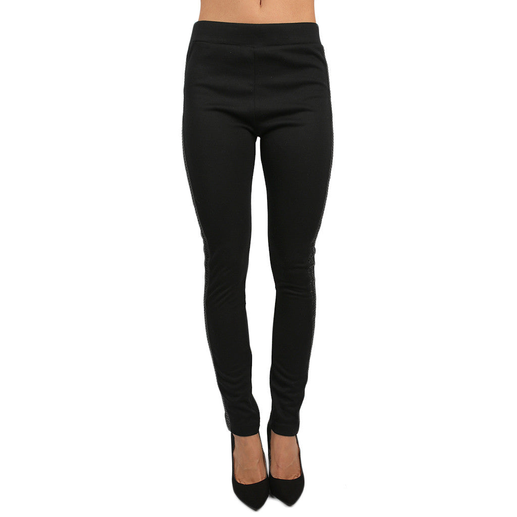 The Posh Life Legging in Black