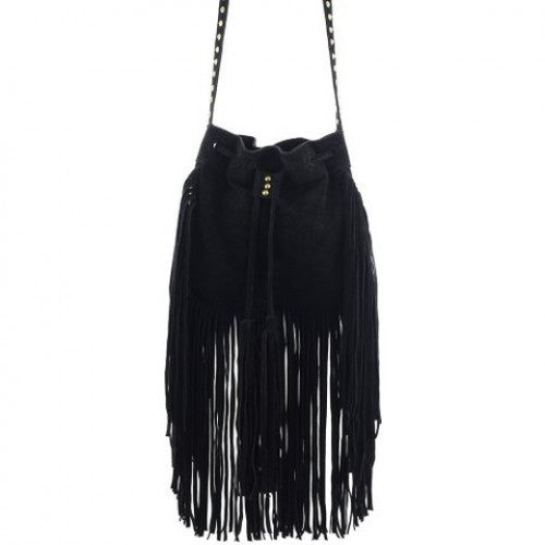 Living The Daydream Crossbody Bag in Black
