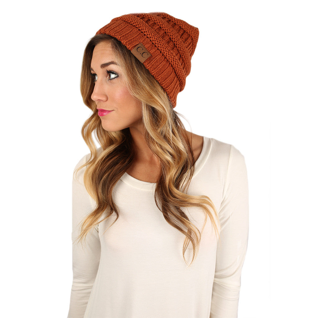 Beanie Beautiful in Rust