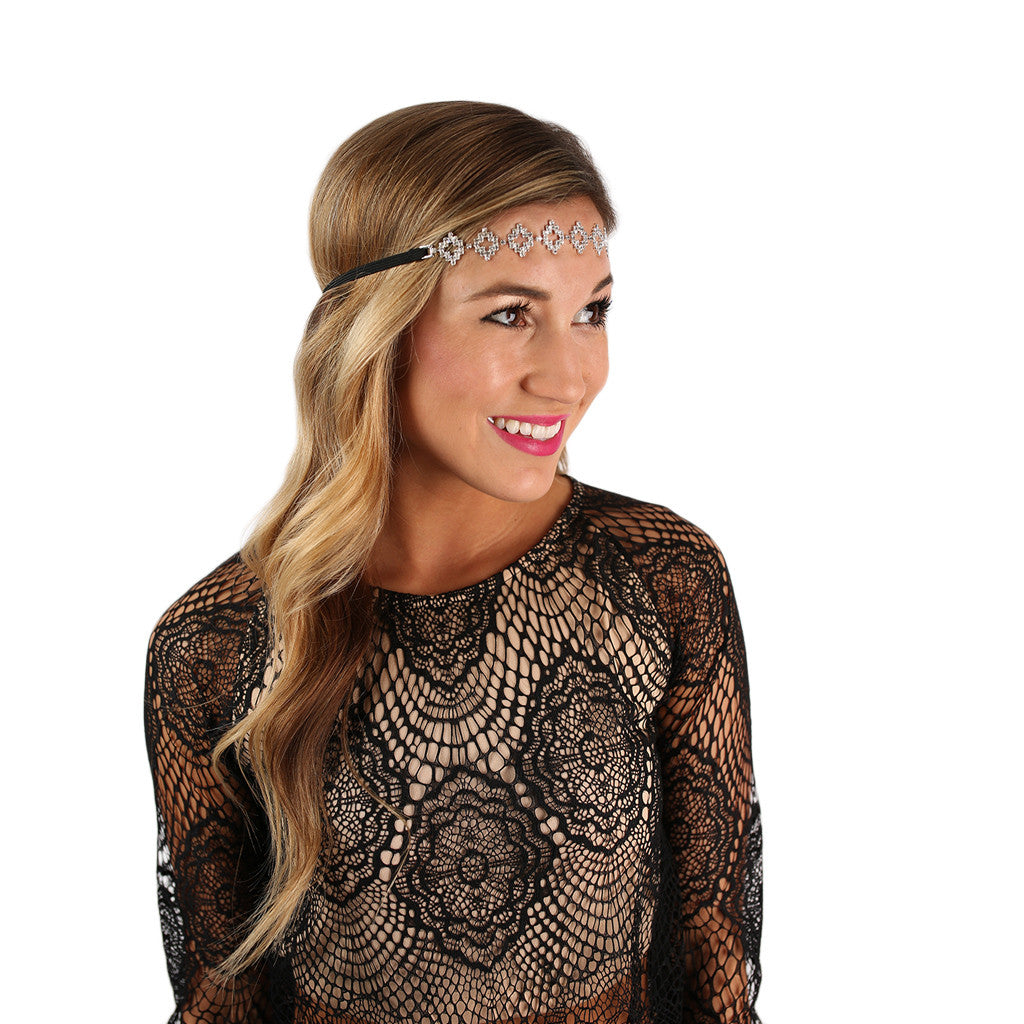 Time to Shimmer Headband