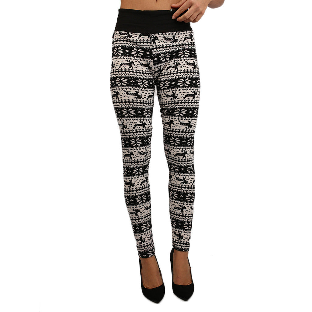Colorado Cozy Fleece Lined Legging