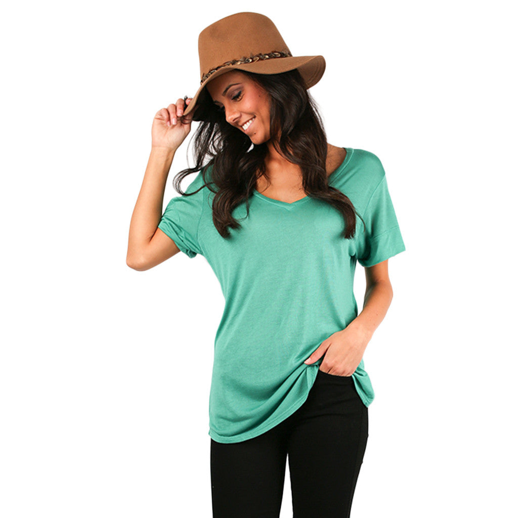 Tried & True Tee Jade