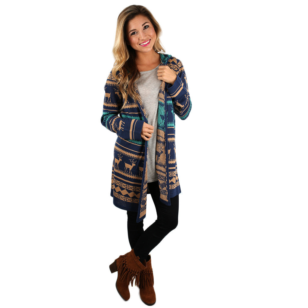 Oh So Cozy Cardigan