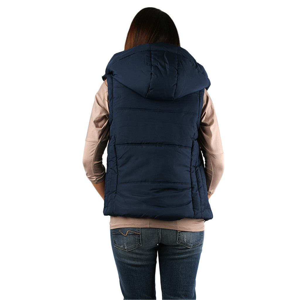 Best Dressed Vest Navy
