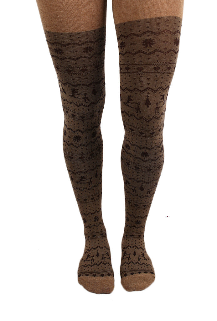 Nordic Love Tights