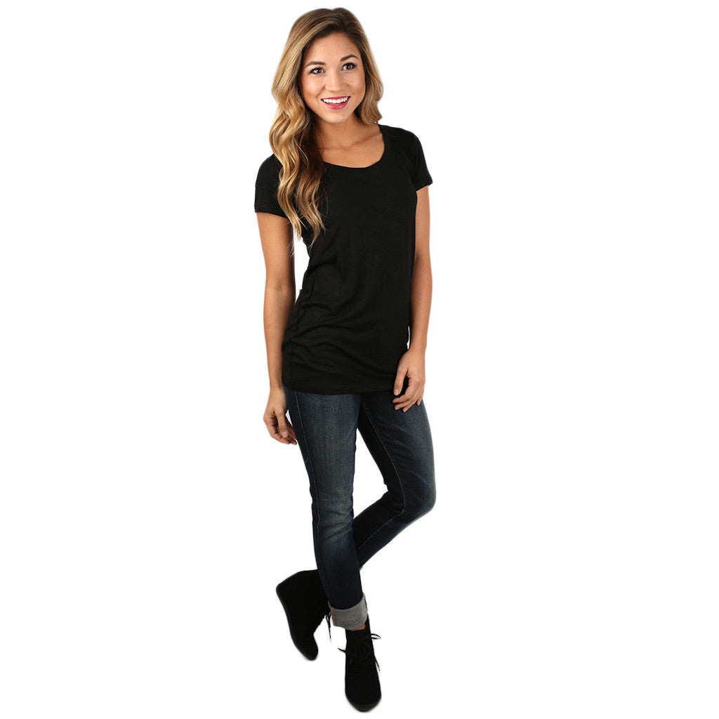Divine Perfection Tee Black