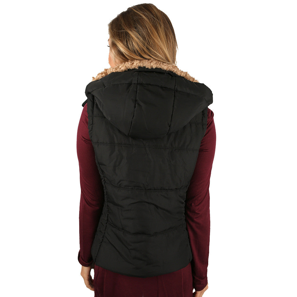 Best Dressed Vest Black
