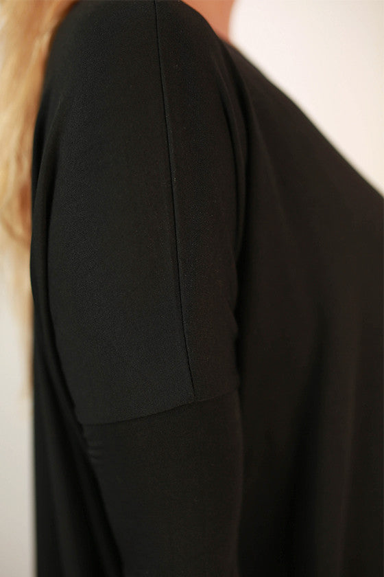PIKO Tunic in Black