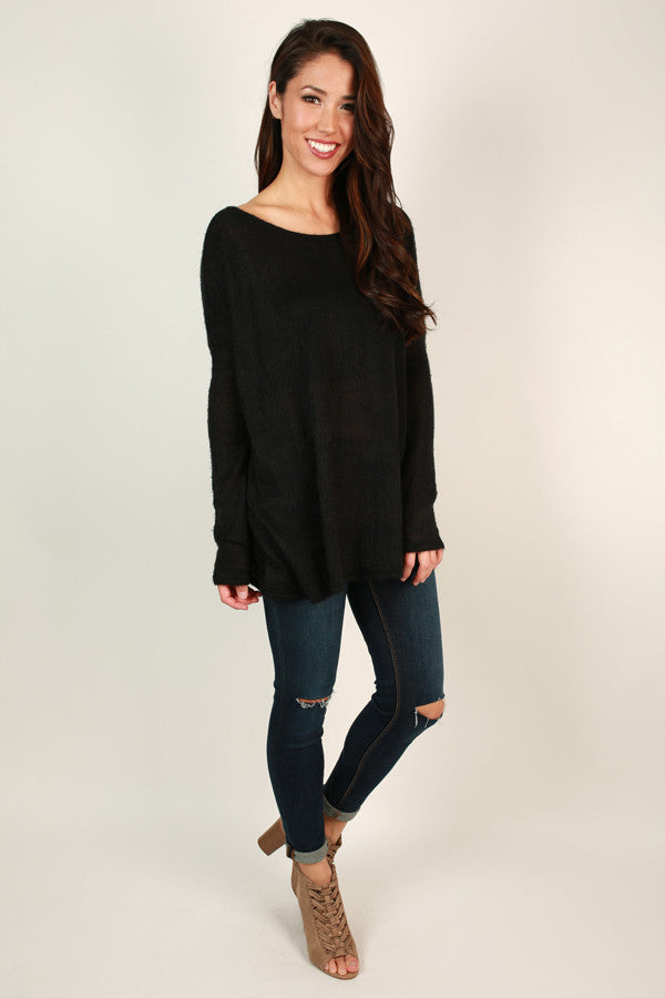 PIKO Sweater in Black